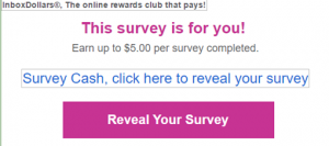 survey is for you